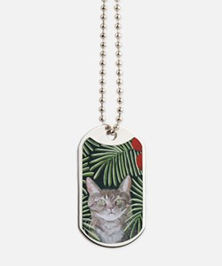5x7Rousseaus Dream Cat Dog Tags