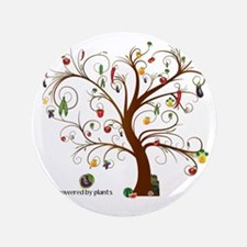 "Tree of Life 3.5"" Button"