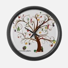 Tree of Life Large Wall Clock