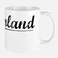 Cumberland, Vintage Mug