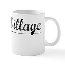 Curry Village, Vintage Mug