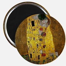 Gustav Klimt The Kiss Magnet