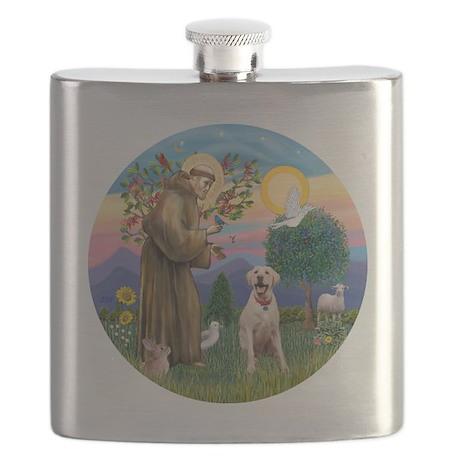 StFrancis-YLab (Bz) Flask