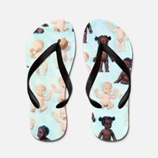 Dolls Flip Flops