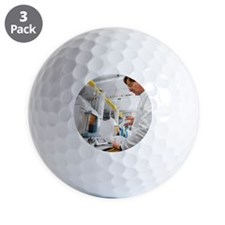 Donor blood processing Golf Ball