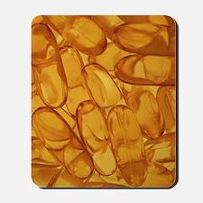 Evening primrose oil capsules Mousepad