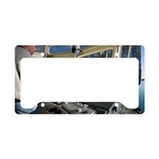 Tugboat License Plate Holder