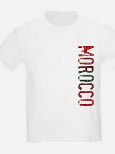Morocco Kids T-Shirt