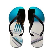 ELISA blood test for antibodies to dise Flip Flops