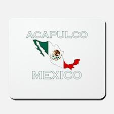 Acapulco, Mexico Mousepad