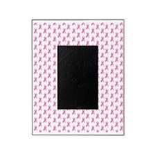Breast Cancer Awareness Pink Ribbon Picture Frame