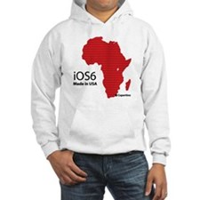 iOS6 Made in USA Hoodie