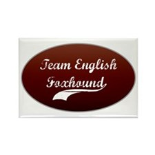 Team Foxhound Rectangle Magnet (10 pack)