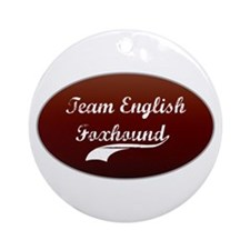 Team Foxhound Ornament (Round)