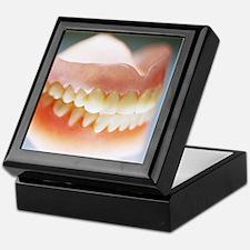 False teeth Keepsake Box