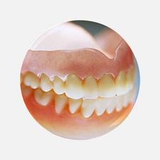 "False teeth 3.5"" Button"