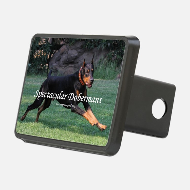 Spectacular Dobermans Hitch Cover