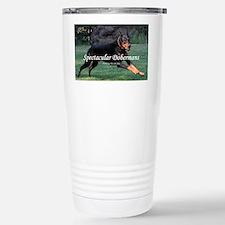 Spectacular Dobermans Travel Mug