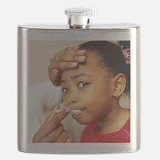 Feverish child Flask