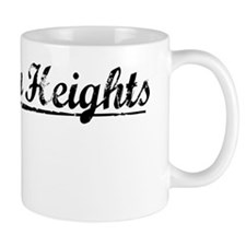 Dearborn Heights, Vintage Mug