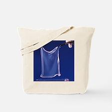 Epidermal strip Tote Bag