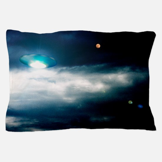 UFO Pillow Case