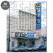 UFO Museum, Roswell, New Mexico Puzzle