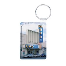 UFO Museum, Roswell, New M Keychains