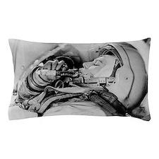 Valentina Tereshkova, female cosmonaut Pillow Case
