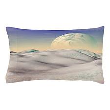 View from an alien moon Pillow Case