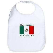 Cancun, Mexico Bib