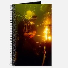 Underwater welding Journal