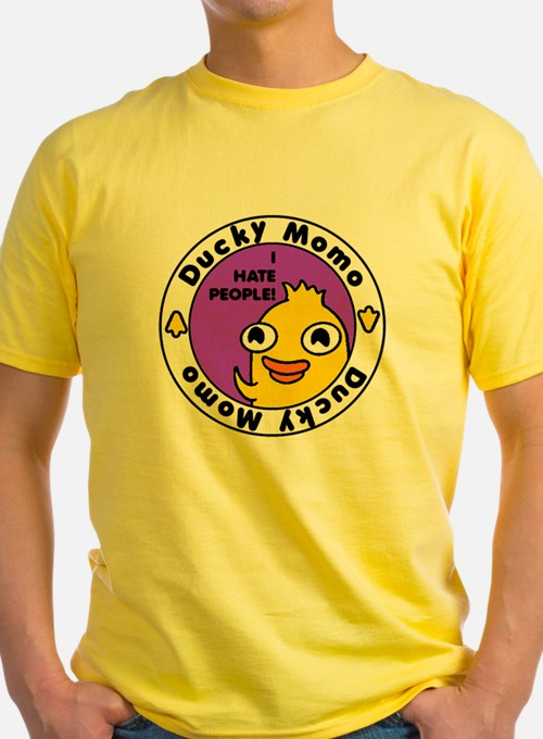 Ducky Momo Hates People! T