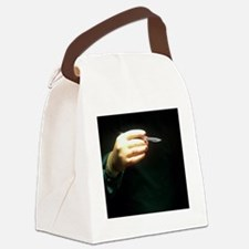 Fear of surgery Canvas Lunch Bag