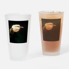 Fear of surgery Drinking Glass