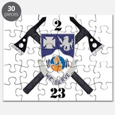 2-23 Inf Logo Puzzle