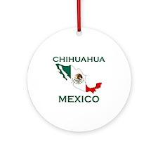 Chihuahua, Mexico Ornament (Round)
