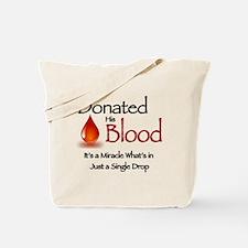 Eternal Blood Drive Tote Bag