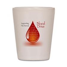Eternal Blood Drive Shot Glass