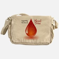 Eternal Blood Drive Messenger Bag