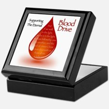 Eternal Blood Drive Keepsake Box