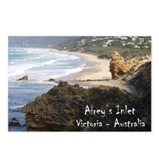 Cute Victoria travel Postcards (Package of 8)
