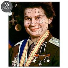 Valentina Tereshkova Puzzle