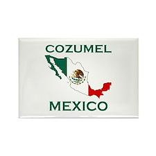 Cozumel, Mexico Rectangle Magnet