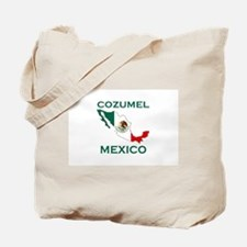 Cozumel, Mexico Tote Bag