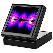 Voice recognition Keepsake Box