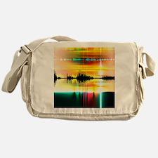 Voice recognition Messenger Bag