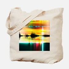 Voice recognition Tote Bag