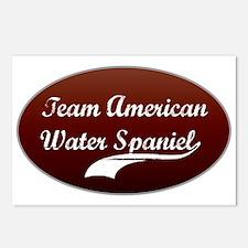 Team Spaniel Postcards (Package of 8)