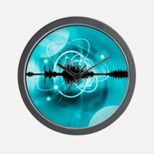 Voice recognition Wall Clock